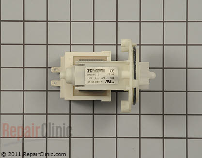 Drain Pump 4681EA2002H Main Product View