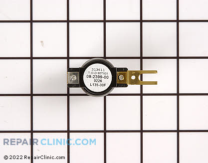 High Limit Thermostat (OEM)  WP28X55