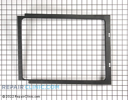 Jenn Air Microwave Inner Door Panel