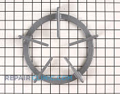 Burner Grate - Part # 1014138 Mfg Part # 485236