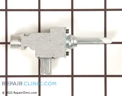 Surface Burner Valve (OEM)  WB21K10051 - $13.05