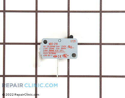 Interlock Switch (OEM)  WD21X10224