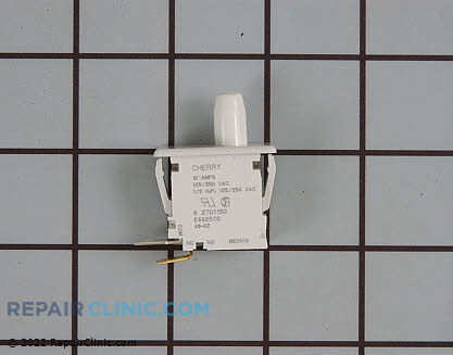 Crosley Washing Machine Safety Switch