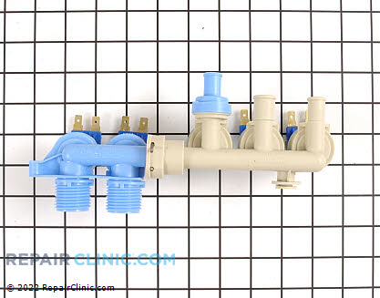 Maytag Water Inlet Valve Assembly