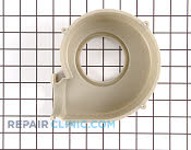Housing, blower - Part # 557604 Mfg Part # 4162487