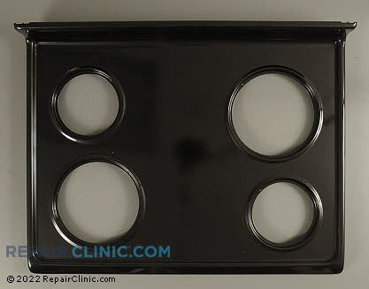 Tappan Range Metal Cooktop