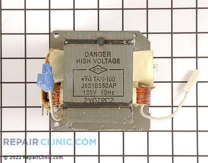 High Voltage Transformer 16QBP1284       Main Product View