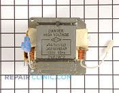 High Voltage Transformer - Part # 758010 Mfg Part # 16QBP1284