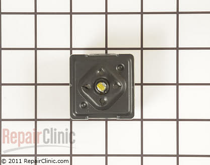 Heat Selector Switch 316095503 Main Product View