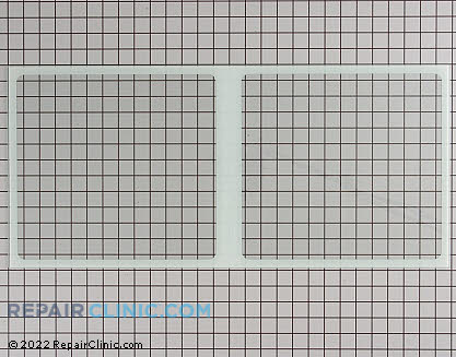 Shelf Glass (OEM)  67006878, 1194694