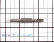 Shaft - Part # 203028 Mfg Part # M401374