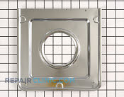 9 Inch Gas Burner Drip Bowl - Part # 806 Mfg Part # 316011403