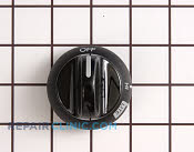 Control Knob - Part # 496404 Mfg Part # 316109507