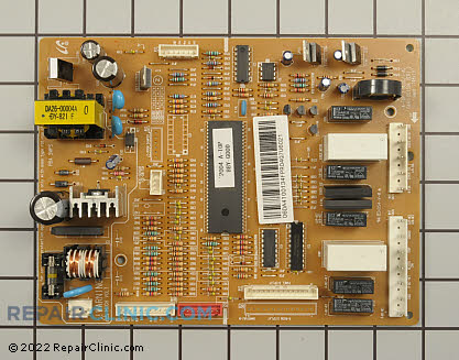 Main Control Board DA41-00134F     Main Product View