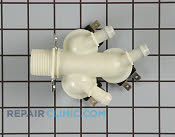 Water Inlet Valve - Part # 1122333 Mfg Part # 34001248