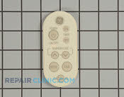 Remote Control - Part # 1089886 Mfg Part # WJ26X10204