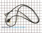 Power Cord - Part # 1187372 Mfg Part # 67006506