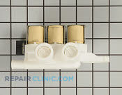 Water Inlet Valve - Part # 1264511 Mfg Part # WH13X10027