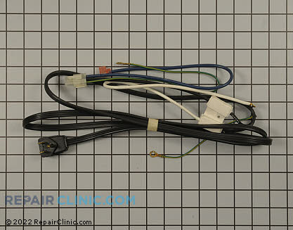 Power Cord 216555500 Main Product View