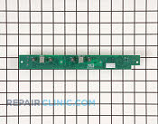 User Control and Display Board - Part # 1092804 Mfg Part # WR55X10285
