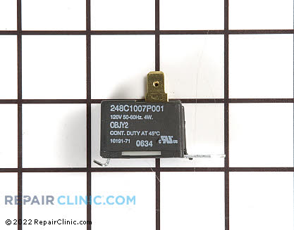Buzzer Switch (OEM)  WE4M318, 1089216