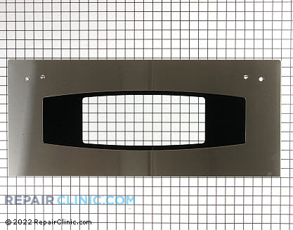 Microwave Oven Door (OEM)  WB36X10238, 1087341