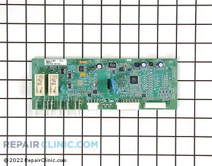 Main Control Board W10218822 Main Product View