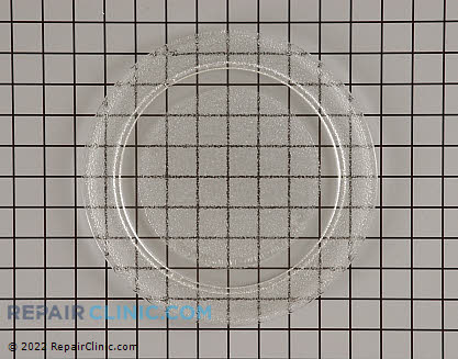 Ge Turntable Tray Glass