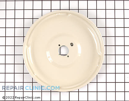8 Inch Burner Drip Bowl (OEM)  WB31K5082, 257965