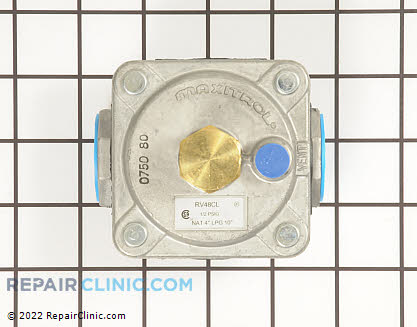 Dacor Range Pressure Regulator
