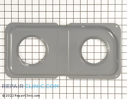 Burner Drip Pan (OEM)  WB34K10018