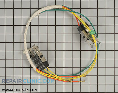 Element Receptacle and Wire Kit (OEM)  WB18T10053