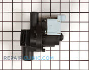 Drain Pump - Part # 1266675 Mfg Part # 651016160