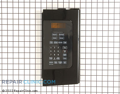 Touchpad and Control Panel (OEM)  WB07X11008 - $68.60