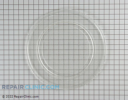 Glass Tray WB49X10166      Main Product View
