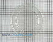 Glass Tray - Part # 1167722 Mfg Part # WB49X10166