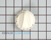 Thermostat Knob - Part # 910332 Mfg Part # WB03K10126
