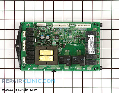 Relay Board (OEM)  316429800, 1056277