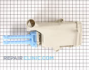 Detergent Dispenser - Part # 1557877 Mfg Part # 134409320