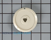 Dial, timer knob (wht - Part # 1033224 Mfg Part # 27001134