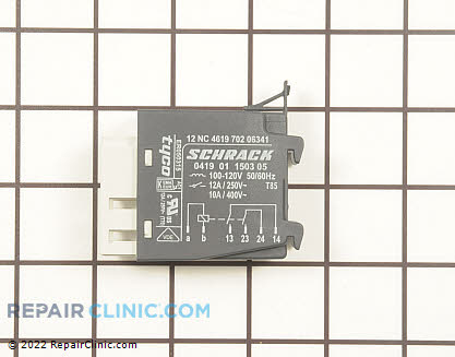 Motor Relay 8181697 Main Product View