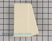 End cap-right hand (almond) - Part # 525847 Mfg Part # 3389457