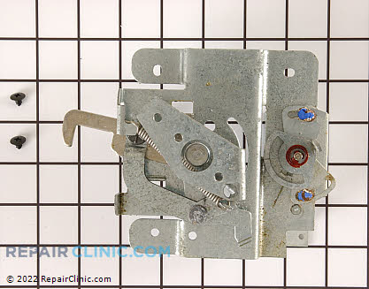 Door Latch 12001375 Main Product View
