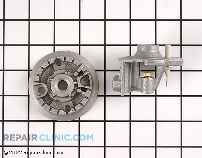 Whirlpool Burner Assembly
