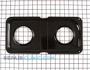 Burner Drip Pan - Part # 875622 Mfg Part # WB34K10017