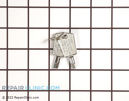 Door Key (OEM)  RF-3898-03