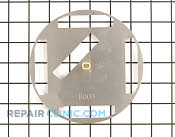 Stirrer Blade - Part # 1913610 Mfg Part # FFANB010MRK0