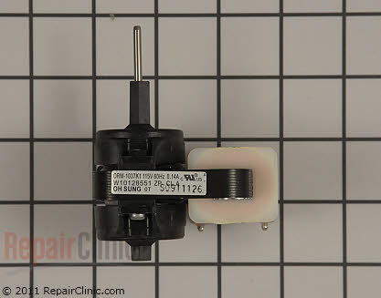 Evaporator Fan Motor 12002744 Main Product View
