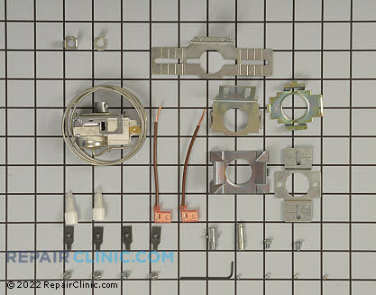 Temperature Control Thermostat (OEM)  WR9X406, 310822