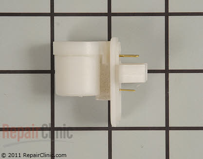 Light Socket (OEM)  W10191429 - $3.50